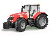 Tractor de juguete MASSEY FERGUSON 7600 escala 1:16