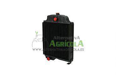 Radiador de Agua para Tractores John Deere 1630, 2030, 1635 y 2035 sin Enfriador de Aceite