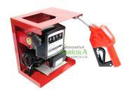 Kit trasvase gasoil 220v 40 l/min con contador, pistola automática y mangueras