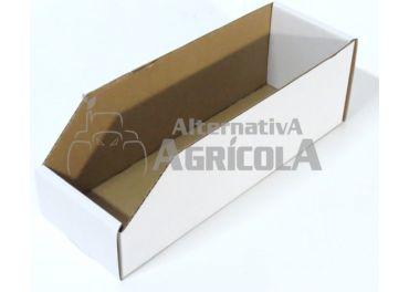 Paquete 50 unidades caja almacenaje