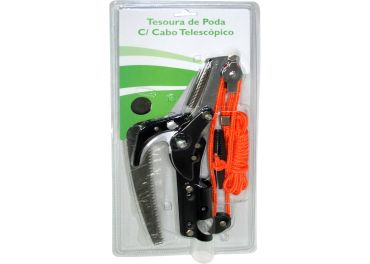 Kit telescópico tijera y serrucho