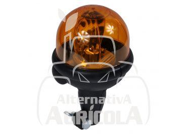 FARO ROTATIVO SATURNELO H1 - 12V/55W - ISO A FLEX