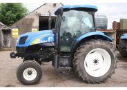 Juego de pegatinas Tractor New Holland TS100A