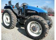 Juego de pegatinas Tractor New Holland TS110A