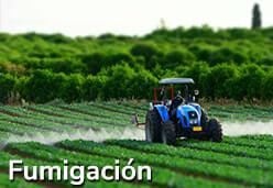 tractores fumigacion