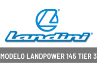 LandPower 145 Tier 3