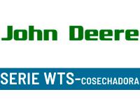 Serie WTS - Cosechadora