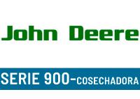 Serie 900 - Cosechadora